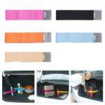 5PCs Car Trunk Fixed Belt Fasten Bandage Organizer Elastic Straps 20 x 5cm – Random Color
