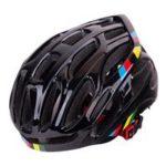 Bicycle Helmet MTB Helmet Roller Skating Helmet M Code – Black
