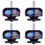 New                                                       4pcs iFLIGHT XING NANO X1103 8000KV 2-3S FPV NextGen Motor For FPV Racing RC Drone