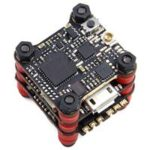New                                                       Geprc STABLE F411 Micro Tower With F411 BF OSD FC BLheli_S 4IN1 12A ESC 5.8G 200mW VTX For FPV Racing Drone