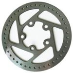 New                                                       Rear Wheel Brake Disc Rotor 110mm For Xiaomi Mijia M365 Electric Scooter
