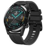 New                                                       Huawei Watch GT 2 Sports Smart Watch 1.39 Inch AMOLED Colorful Screen Built-in GPS Heart Rate Oxygen Monitor 46mm – Black