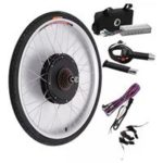 New                                                       26 Inch Electric Bicycle Rear Tire Refitting Kit 48V 1000W Motor