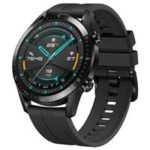 New                                                       Huawei Honor Watch GT 2 Sports Smart Watch 1.39 Inch AMOLED Colorful Screen Built-in GPS Heart Rate Oxygen Monitor – Black