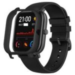 New                                                       Protective Hard Cover Case For Xiaomi HUAMI AMAZFIT GTS Smart Sports Watch – Black