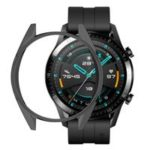 New                                                       Protective TPU Soft Cover Case For HUAWEI GT 2 Smart Sports Watch 46MM – Black