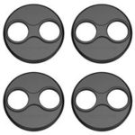 New                                                       4pcs Sunnylife Expansion Accessories Motor Dust Protection Cover For DJI Mavic MINI RC Aircraft – Black