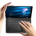 New                                                       One Netbook One Mix 3 Pro 360 Degree Yoga Pocket Laptop 8.4″ IPS Touchscreen Intel Core i5-10210Y 16GB LPDDR3 512GB PCI-E SSD Full Metal Slim Body Ultra Light Fingerprint Windows 10 Backlit Keyboard(English Version) – Black