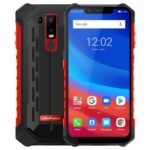 New                                                       Ulefone Armor 6 6.2 Inch 4G LTE Smartphone Helio P60 6GB 128GB 21.0MP+13.0MP Dual Rear Cameras Android 8.1 IP68 NFC Wireless Charge – Red