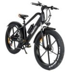 New                                                       NAKTO GYL019 Direwolf Electric Bicycle 500W Motor 26*4.0 Wide Tires Max Speed 25km/h Dual Disc Brake LCD Meter