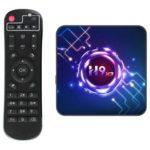 New                                                       H9-X3 Amlogic S905x3 2GB/32GB Android 9.0 8K Video Decoding TV Box with Mobile Control Youtube Netflix Google Play 2.4G+5.8G WiFi Bluetooth LAN USB3.0 HDMI 2.1 – Black