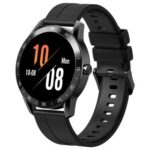 New Blackview X1 Smart Watch 5ATM Waterproof Heart Rate Monitor Multi-sports Modes – Black