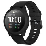 New Soft Silicone Protective Shell For Xiaomi Haylou Solar LS05 Smartwatch – Black