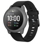 New Soft Silicone Protective Shell For Xiaomi Haylou Solar LS05 Smartwatch – Gray