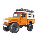 New MN Model MN-40 1/12 2.4G 4WD Climbing Off-road Vehicle RC Car RTR – Orange