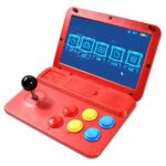 New Powkiddy A13 Open Source Video Game Console 10 Inch Screen Detachable Joystick Arcade Retro Gamepad with 32G TF Card and 2500 Classic Games