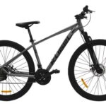 New COMPLETE BICYCLE 29 Inch Kugel H-HYBRID GREY 85% ASSEMBLY