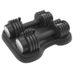 New Pair of 12.5 LB Glide Tech Adjustable Dumbbell