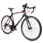 New Finiss Road Bike Aluminum 700″ 28C 21 Speed Red