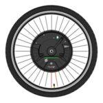 New iMortor3  Permanent Magnet DC Motor Bicycle Wheel 26 Inch With App Control Adjustable Speed Mode V Break – EU Plug