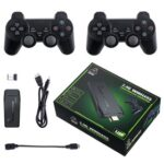 New M8 64GB Gaming Stick with Dual Wireless GamepadS 5000+ Games Pre-installed